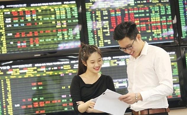 Cổ phiếu ngân hàng tăng tốc