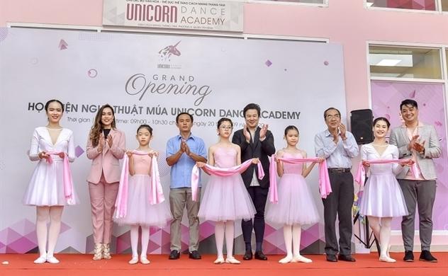 Chính thức ra mắt Học viện Unicorn Dance Academy