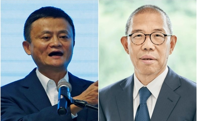 Billionaire Jack Ma dethroned as China's richest man, replaced by Zhong Shanshan