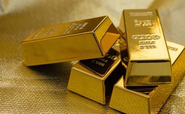 Giá đồng USD tăng trở lại khiến giá vàng giảm