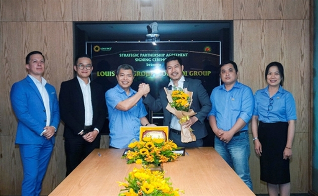 Loc Troi Group, Louis Rice form strategic partnership