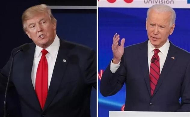 Trump- Biden đọ sức mạnh trong chặng đua nước rút vào Nhà Trắng