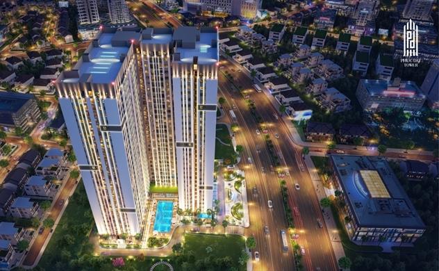 Phuc Dat Tower: Giá trị vượt trội từ những thương hiệu hàng đầu