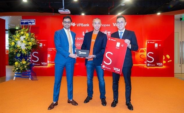 Shopee, VPBank và Visa hợp tác cùng nâng cao hệ sinh thái Thương mại điện tử Việt Nam
