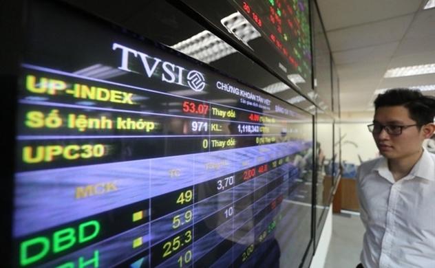Nhóm cổ phiếu vốn hóa lớn tiếp tục hút tiền