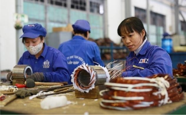 Vietnam has nearly 99,000 new enterprises in nine months, down 3.2%
