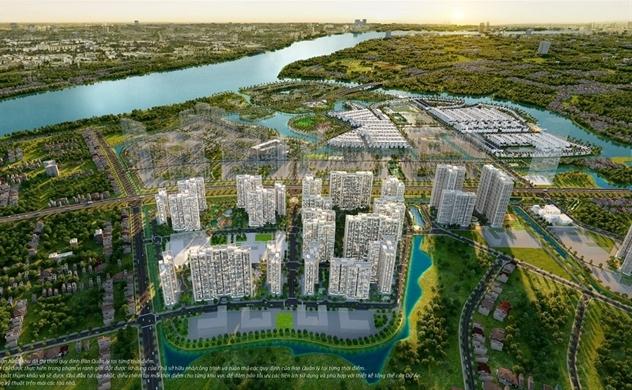 Sở hữu ngay căn hộ Vinhomes Grand Park đẳng cấp chỉ với 200 triệu