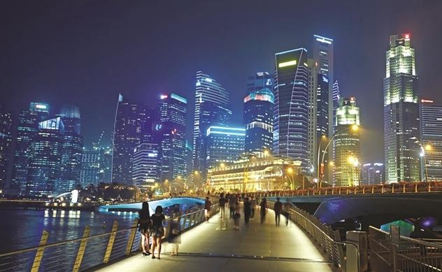 Singapore mở con đường số