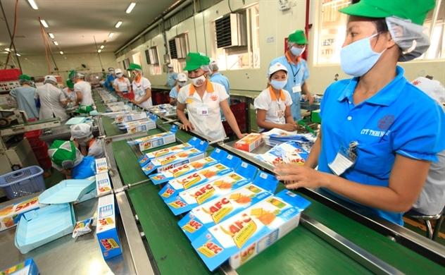 Thị trường lao động Việt Nam trong quí III phục hồi mạnh