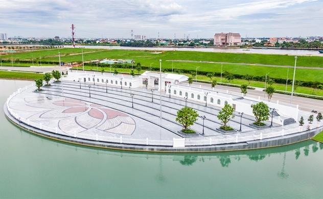 Vạn Phúc dành 200 tỉ đồng xây dựng quảng trường, nhạc nước lớn nhất TP.HCM