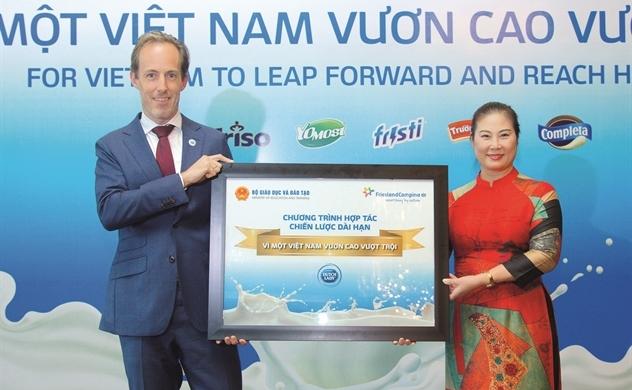 FrieslandCampina 25 năm phát triển cùng Việt Nam