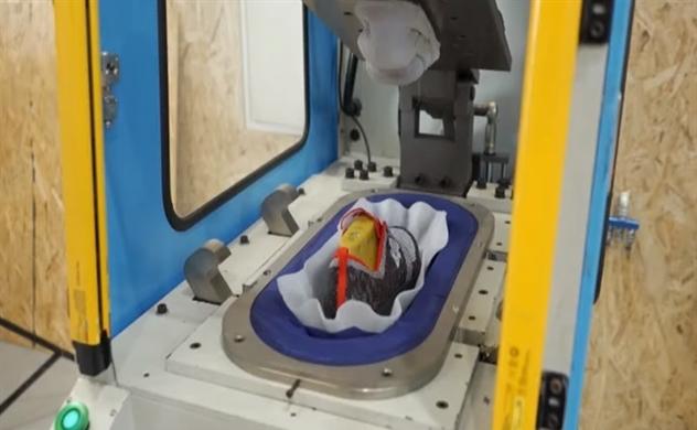 Doanh nghiệp Đài Loan đi đầu về công nghệ hoá trong ngành sản xuất giày dép