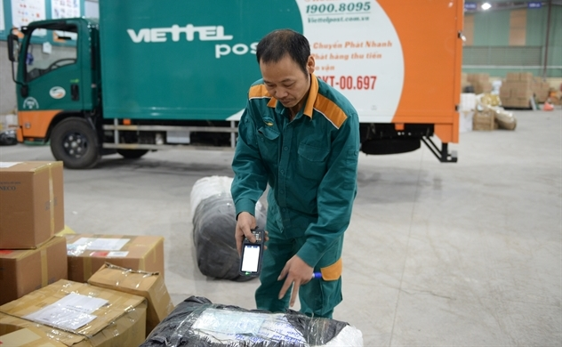 Vietnam's military-run telecom giant Viettel to sell 6% stake in Viettel Post