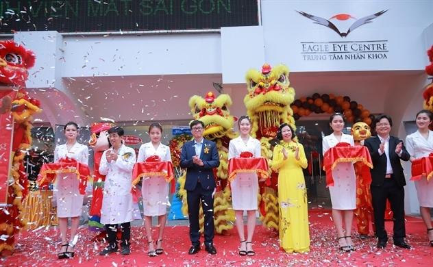 Trung tâm nhãn khoa Eagle Eye Centre Việt Nam: Chuẩn mực mới trong việc thăm khám và phẫu thuật khúc xạ tại Việt Nam theo tiêu chuẩn Singapore