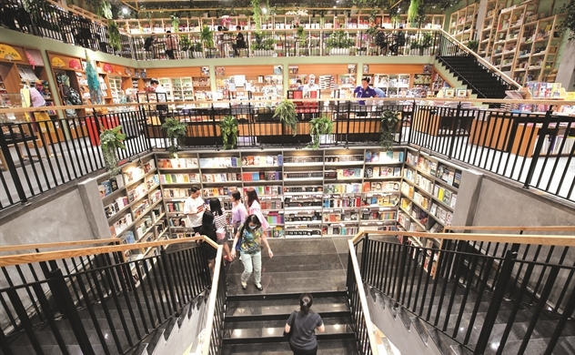 Không gian sách chuyển mình vì người đọc