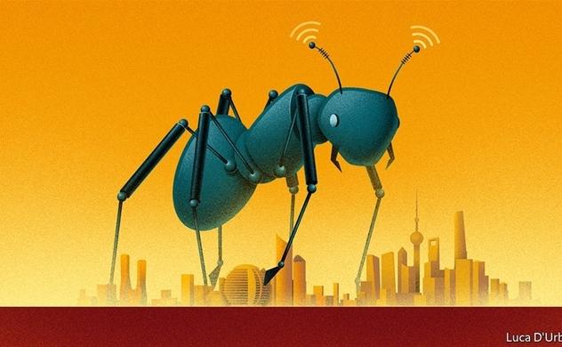 Sự trỗi dậy của Ant Group và tương lai của fintech toàn cầu