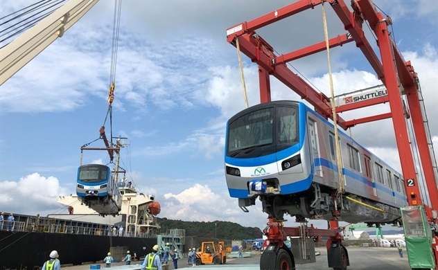 Ben Thanh-Suoi Tien Metro Line to start test run end-2020