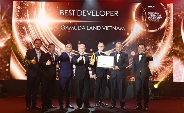 Gamuda Land Việt Nam nhận giải