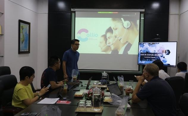 Các startups chuẩn bị ra sân chơi Sihub-Expara Acceleration lần 2