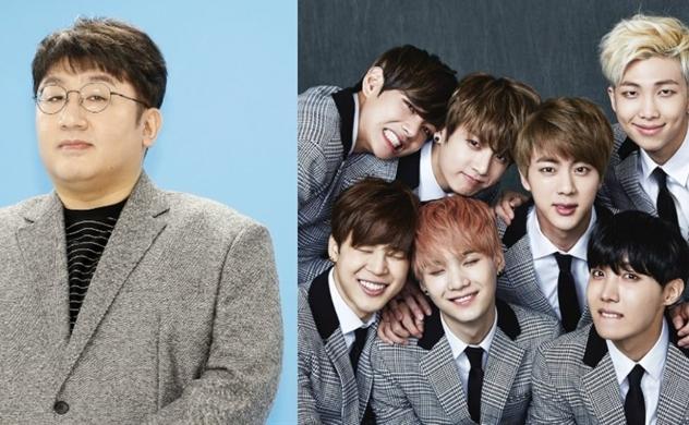 Ông chủ nhóm nhạc BTS trở thành tỉ phú mới nhất tại Hàn Quốc