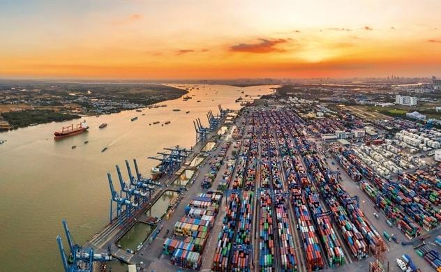 Lực đẩy kép của cảng biển