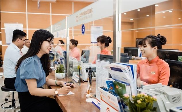 LienVietPostBank: Kinh doanh vượt kế hoạch, cổ phiếu chính được lên HOSE