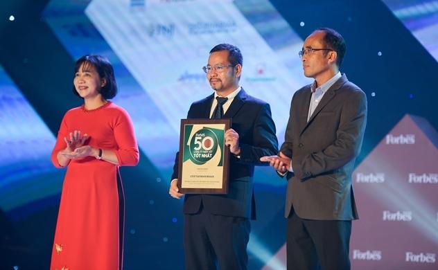 Masan Group lần thứ 8 liên tiếp có mặt trong danh sách 50 công ty niêm yết tốt nhất Việt Nam