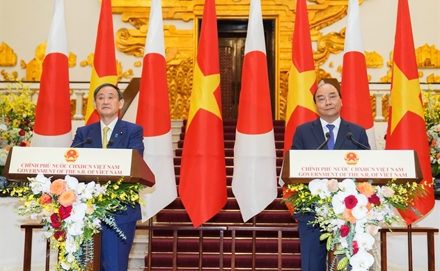 Japan and Vietnam agree to resume business travel