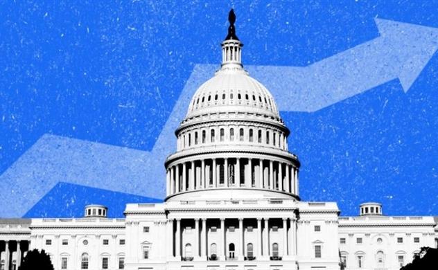 """""""Làn sóng xanh"""" trong cuộc bầu cử ở Mỹ có thể khiến FED tăng lãi suất"""
