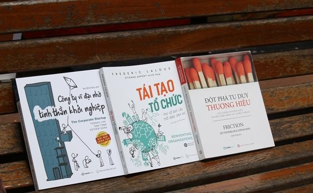 3 cuốn sách giải cứu doanh nghiệp – vượt qua khủng hoảng