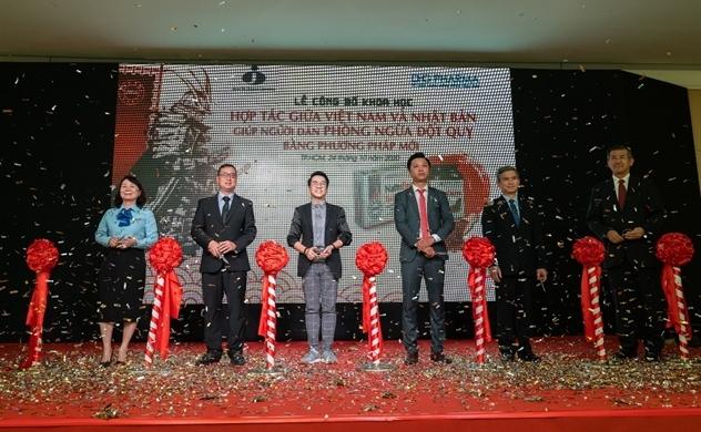 DHG Pharma ra mắt sản phẩm mới đột phá hơn trong phòng ngừa đột quỵ chất lượng Nhật