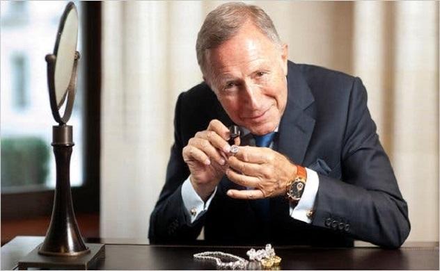 Ông trùm thống lĩnh ngành kim cương thế giới