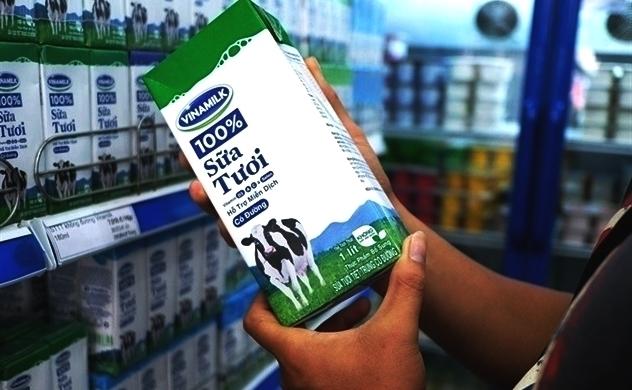 Vinamilk hưởng lợi từ kết quả kinh doanh của Giống Bò Sữa Mộc Châu