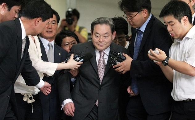 Chủ tịch Samsung Electronics Lee Kun-hee vừa qua đời