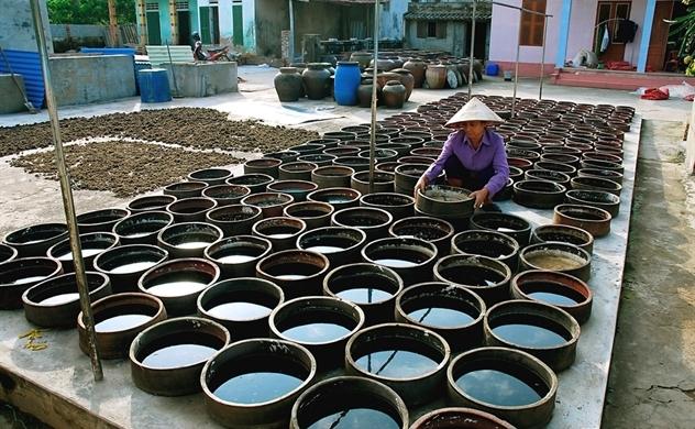 Hội nước mắm Việt Nam đóng góp 70% doanh số toàn ngành