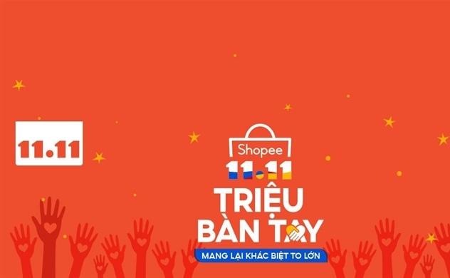 Shopee cùng người dùng và các nghệ sĩ chung tay gây quỹ để ủng hộ cho trẻ em Việt Nam