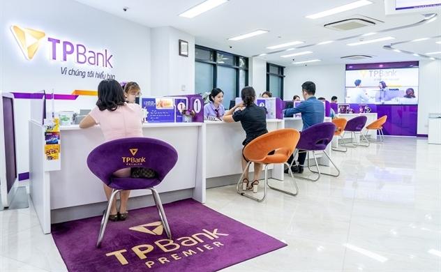 TPBank nằm trong Top 5 ngân hàng bán lẻ tốt nhất Việt Nam, theo The Asian Banker