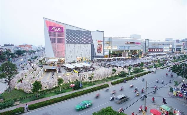 AEON set to open sixth Vietnamese shopping mall