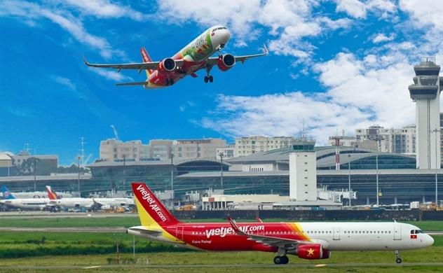 Thỏa thích bay Việt - Hàn cùng Vietjet