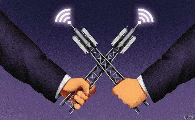OpenRAN là một giải pháp thay thế cho việc dựa vào Huawei