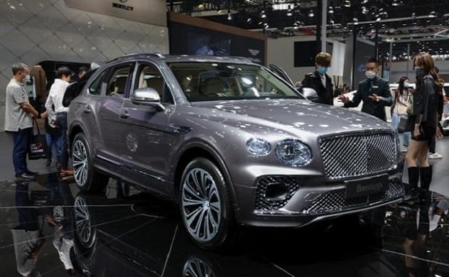 Nhà sản xuất ô tô hạng sang nổi tiếng Bentley sẽ hoàn toàn sử dụng điện vào năm 2030