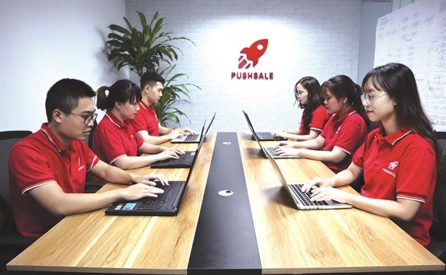 Pushsale: Trợ thủ bán hàng online