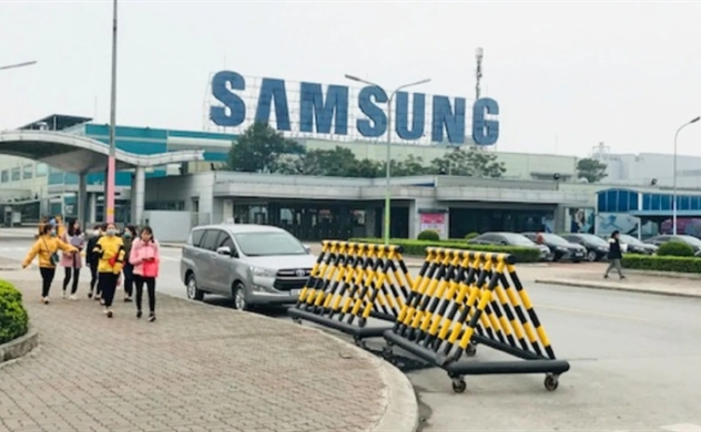 Samsung Electronics reports H1 profit at $1.8 billion from Vietnam business