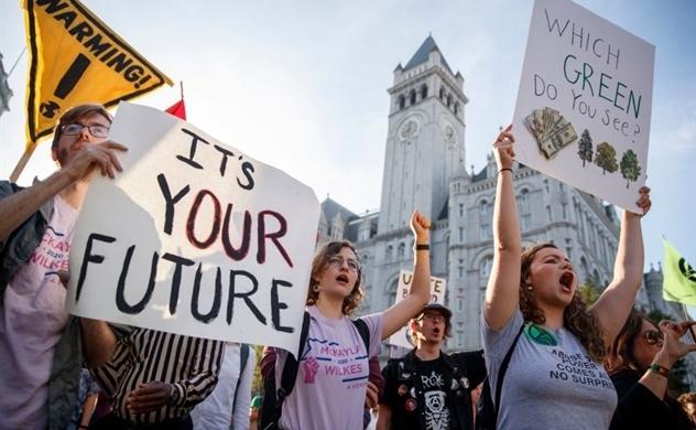 5 điều ông Joe Biden có thể làm để chống lại biến đổi khí hậu mà không cần sự giúp đỡ của Quốc hội Mỹ