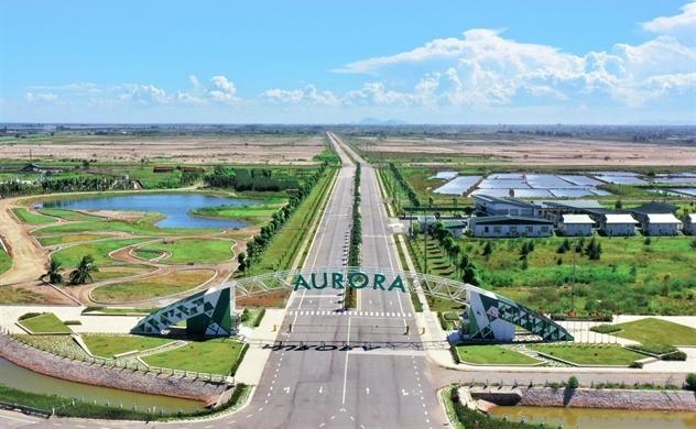 Khu công nghiệp Dệt may Rạng Đông - Aurora IP: Đón sóng sản xuất xanh toàn cầu