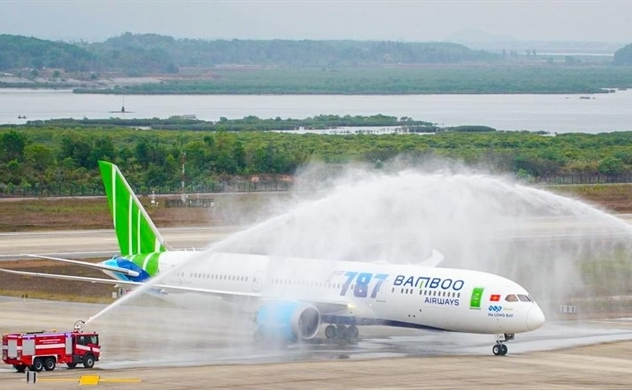 Bamboo Airways gets license to operate direct flight to US