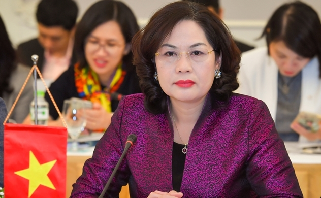 Vietnam's expectations for first female central bank governor