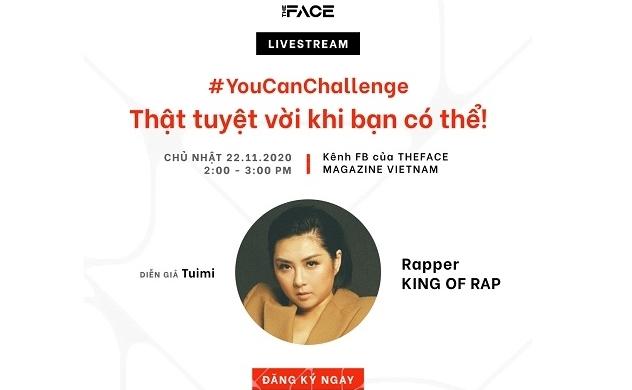 Tuimi đã thử thách bản thân ra sao để chinh phục ngôi vị Á quân King of Rap?