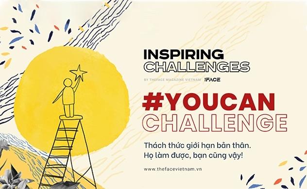 Chiến dịch kêu gọi thử thách bản thân với hashtag #YouCanChallenge nhận được sự hưởng ứng tích cực của các bạn trẻ