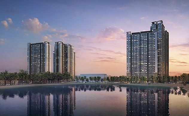"""Masteri Waterfront - Dự án độc chiếm """"tọa độ vàng"""" tại Vinhomes Ocean Park"""